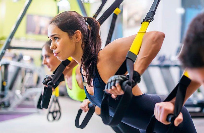 Функциональные упражнения с петлями TRX (программы тренировок)